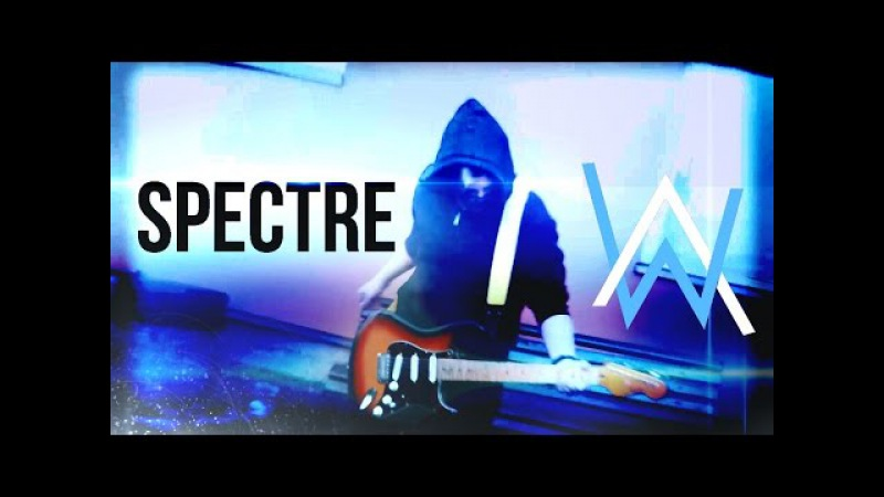 Alan Walker - SPECTRE [metal cover by NCFreex]