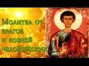 Молитва в защиту от врагов в напастях при кознях человеческих