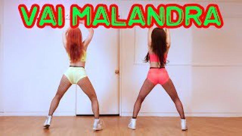 Twerking Anitta, Mc Zaac, Maejor - Vai Malandra cover dance WAVEYA