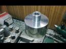 Металлическая форма для литья алюминия (приводной ролик на гриндер)