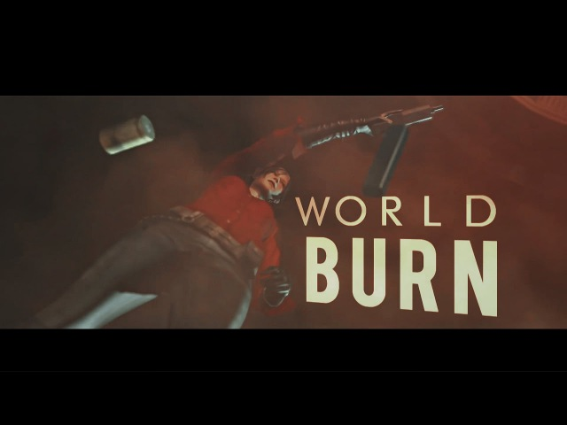 ● Ada Wong | World to Burn. (Resident Evil.) (1080p.) ~