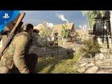 Sniper Elite 4 - Deathstorm Part 3 DLC Launch Trailer  PS4