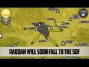 16 октября 2017. Военная обстановка в Сирии. Соглашение между поддерживаемыми США СДС и ИГИЛ