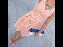 МК вязаное платье крючком Элегия crochet , 2 часть ,Вяжем с Мелкой ,платье крючком кружево