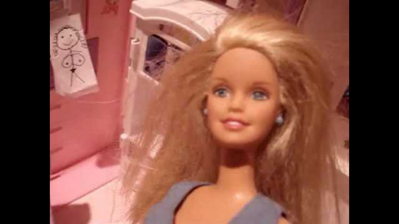 Barbie's House - Episode 4 Tyra the Black Woman
