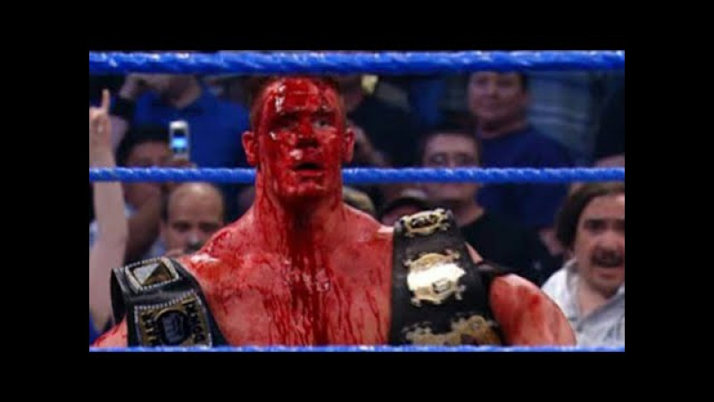 WWE Most Hardcore and Brutal Moments!