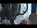 """""""Автомобильные доводчики дверей на Infiniti QX"""" - видео с YouTube-канала """"Угона.нет - защита от угона"""""""