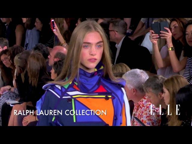 RALPH LAUREN SS 2016 collection
