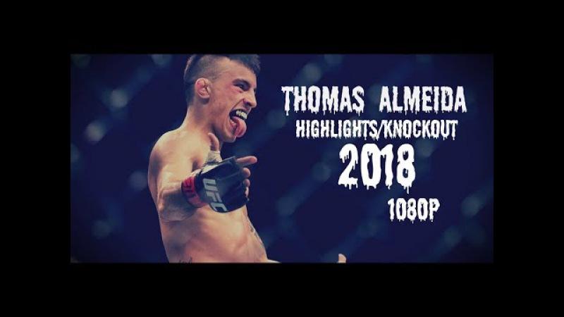 Thomas Almeida Highlights/Knockout 2018 HD 1080p