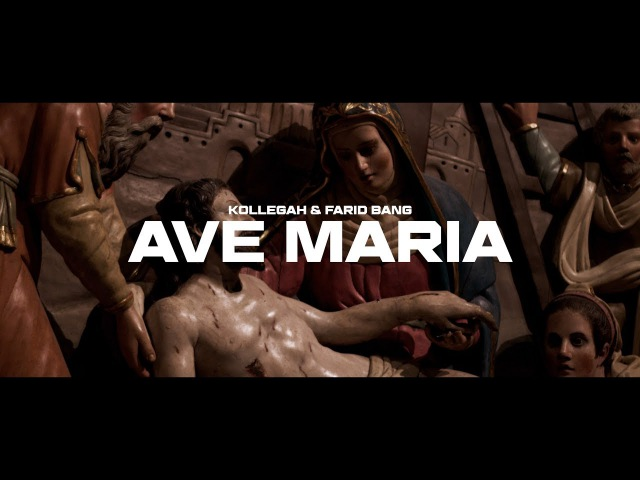Kollegah Farid Bang ✖️ AVE MARIA ✖️ [ official Video ]