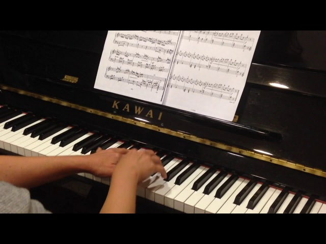 C.F.E.Bach Petite fantaisie — К.Ф.Э.Бах Маленькая фантазия