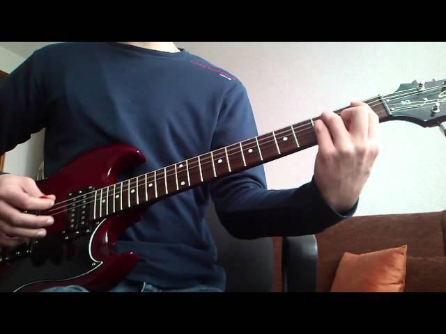 Lordi - Hard Rock Hallelujah (Guitar Cover)