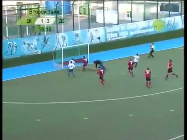 хоккей на траве Динамо Казань - Динамо Ек-рг все голы
