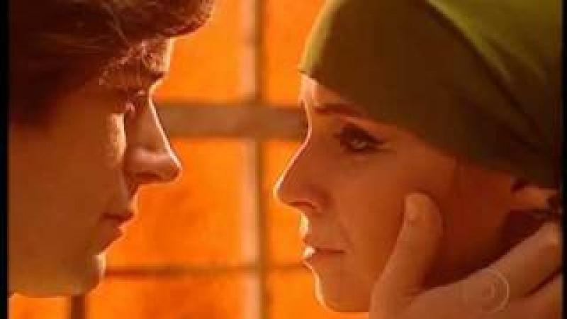 O Clone - Lucas e Jade se encontram nas Ruinas