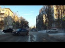 Самара, коммунальная авария Свободы - Елизарова , 07 03 2018 .