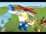 LEGO Juniors Create & Cruise - ЛЕГО МАШИНКИ #13