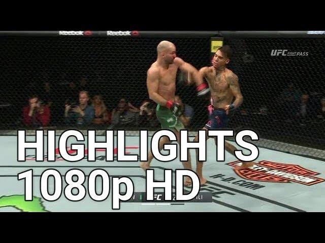 Artem Lobov VS Andre Fili FIGHT HIGHLIGHTS HD