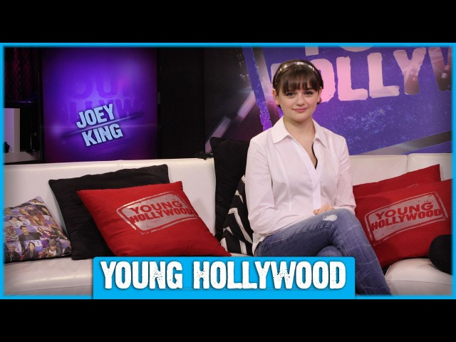 FARGOs Joey King on Her Cast Mates, Accents, Dancing!