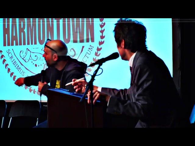 Harmontown Top 5 Dan Harmon Shoe Jokes Rob Schrab смотреть онлайн без регистрации