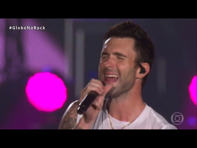 MAROON 5 LIVE AT ROCK IN RIO 2017 FULL CONCERT