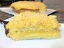 ПОСТНЫЙ БЮДЖЕТНЫЙ ТОРТ С КРЕМОМ Не поверите торт может быть НЕВЕРОЯТНО ВКУСНЫМ Sponge cake