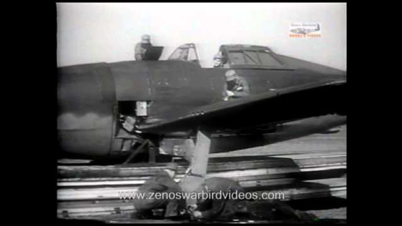 Uncrating and Field Assembly of the P-47 Thunderbolt - 1943