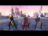 GMV Blade &amp Soul - Dance Movie - Three Lyns Ween Ocean Man