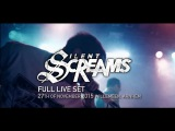 Silent Screams FULL LIVE SET at Willemeen