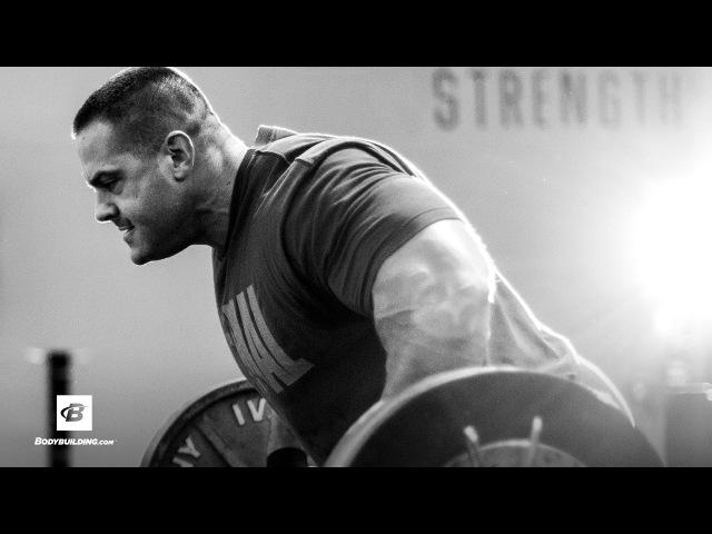 Big Lifts, Big Back Routine | IFBB Pro Evan Centopani
