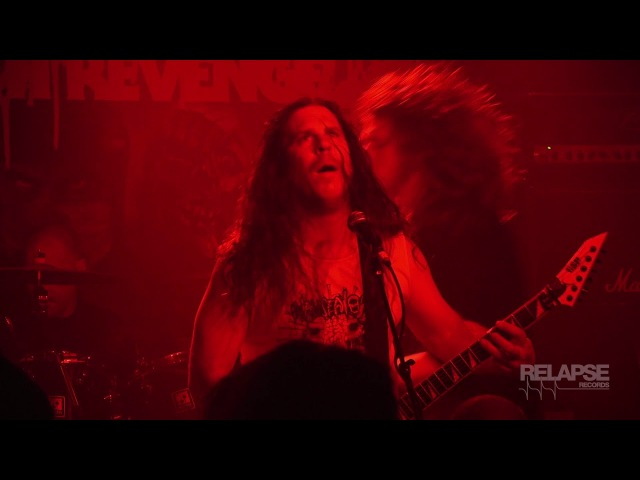 EXHUMED Unspeakable Live at Saint Vitus Bar Nov 28th 2017