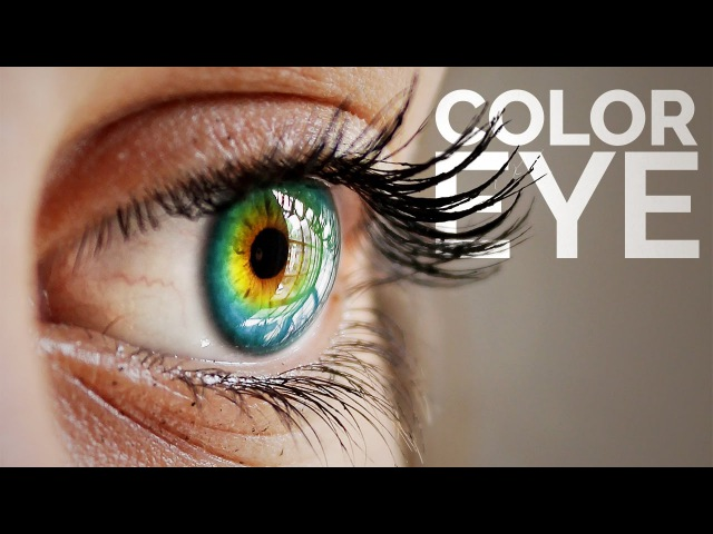 How to Color Eyes Creatively and Naturally in Photoshop