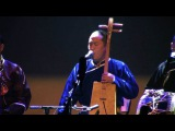 Alash Ensemble w Bela &amp The Flecktones - Jingle Bells - Chicago Bluegrass &amp Blues Festival
