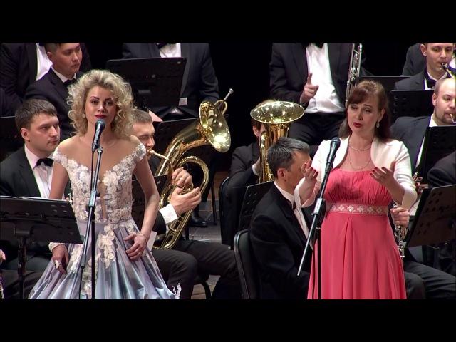 Лео Делиб - дуэт цветовиз оперы «Лакме», поют Татьяна Костина и Олеся Журавкина