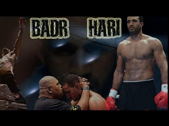 Бадр Хари Badr Hari три проступка кикбоксера