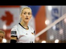 Top 10 Powerful Volleyball Spikes by Louisa Lippman | EUROVOLLEY 2017 Women's