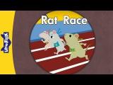 'R' words Rat Race Level 3 By Little Fox