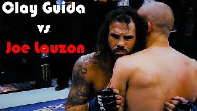 Clay Guida vs Joe Lauzon by GOrilla