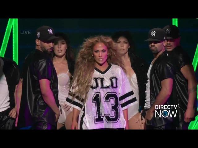 Jennifer Lopez - Pre-Super Bowl's Dance Medley JLoNow