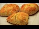 Турецкая погача из слоеного теста с сыром Фетой / Turkish Puff Pogaca Pastry with Feta Cheese Recipe