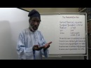 Let's Speak Arabic Unit Two, Lesson 10: Telling the time: the fractions of the hours