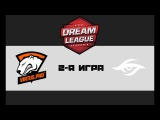 Virtus.pro vs Secret #2 (bo2) | DreamLeague 8, 09.11.17