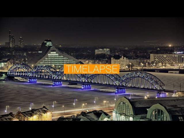 Vivid Cafe - Timelapse & Hyperlapse Reel