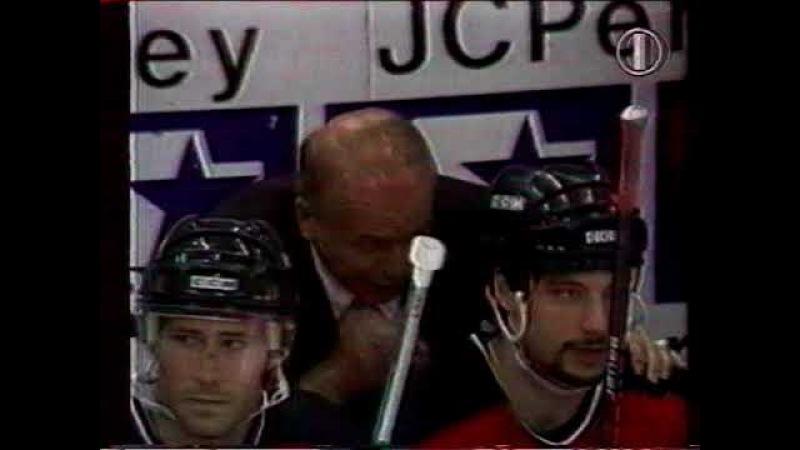 Кубок Стенли 1995 Обзор финальной серии Нью-Джерси Девилз - Детройт Ред Уингз Счёт в серии 4:0