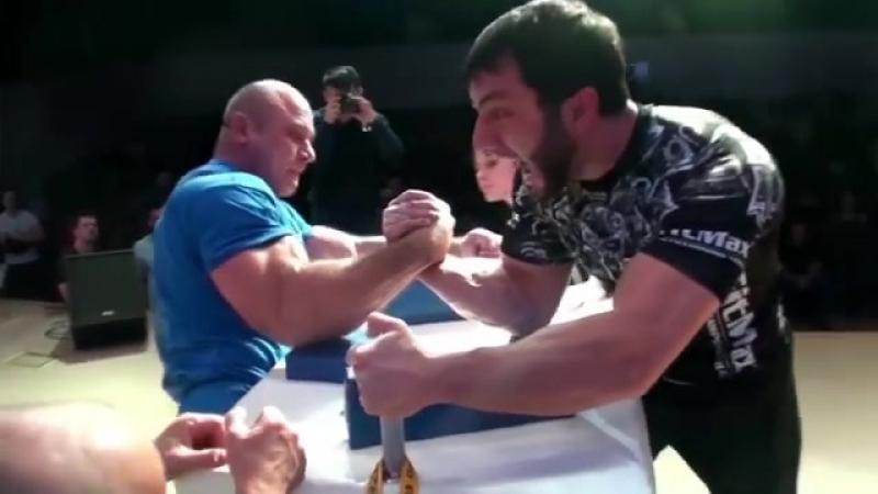 Семеренко vs Золоев