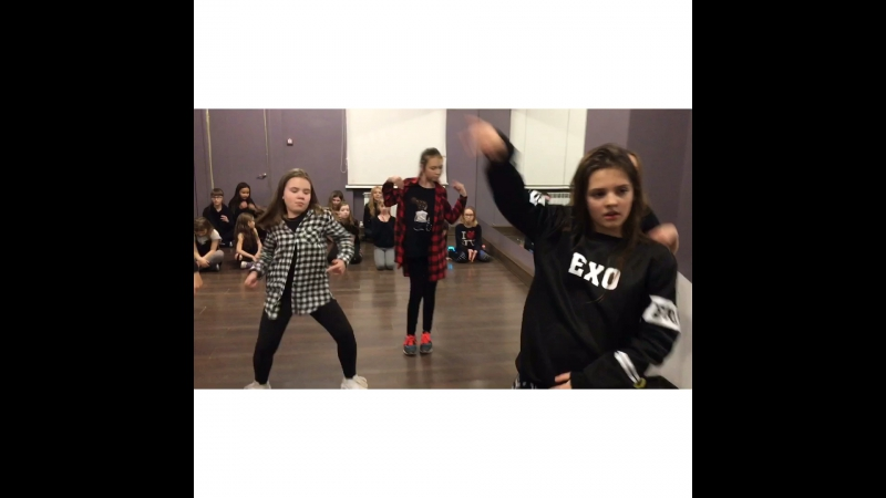 JAZZ FUNK KIDS   16 Shots - Stefflon Don   choreo - Anastasia Rakovskih   BIALES DANCE