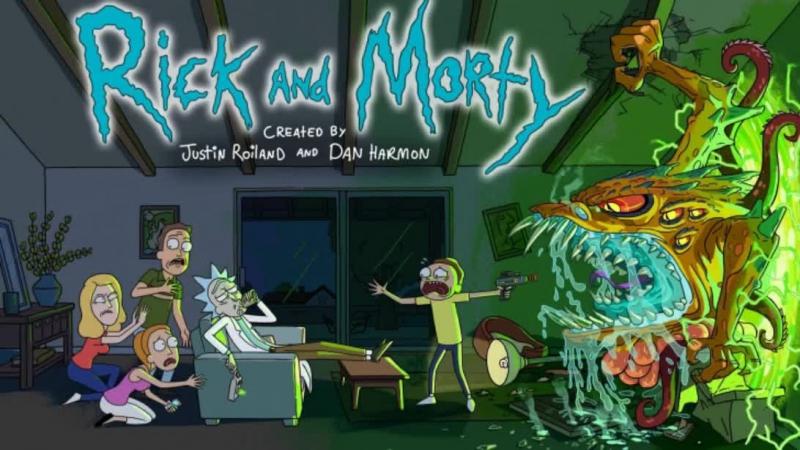 Рик и Морти 2 сезон 1-5 серия