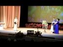 Церемония имянаречения близнецов на мероприятии посвященной 100 летию органов ЗАГС в России