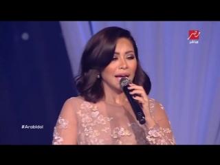 على -كمان- النجم احمد فهمي.. شيرين تتألق على مسرح Arab...