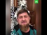 Рамзан Кадыров прочитал стихи о сражении в снежки и елке