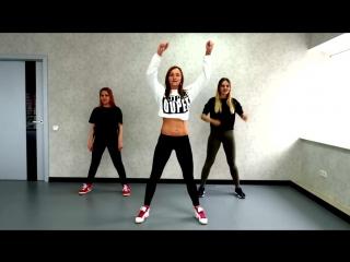 Легкий танец. Элджей - Розовое вино. Обучающее видео. Танцы. Часть 2